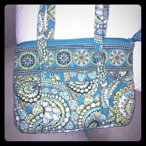 Vera Bradley purse/ make-up bag
